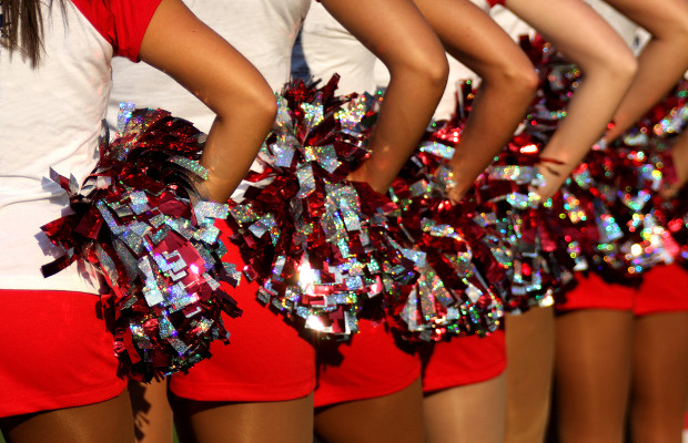 US Supreme Court takes on cheerleader copyright case