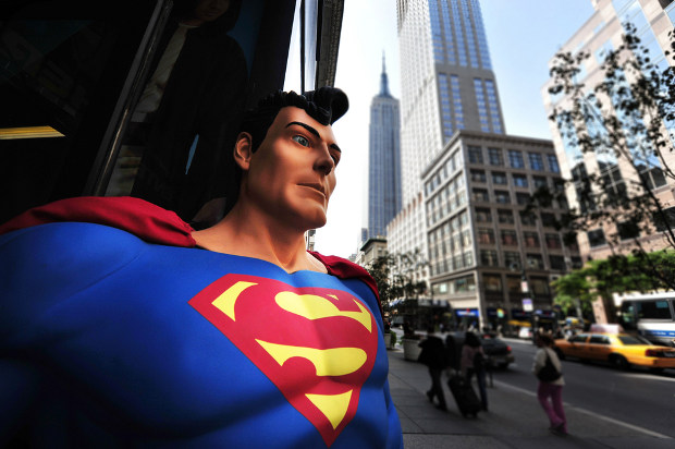 "US court writes latest chapter in Superman ""saga"""