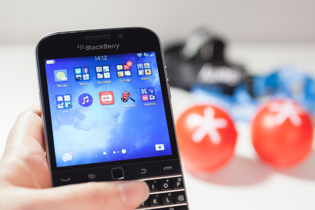 BlackBerry and Typo settle keyboard patent battle