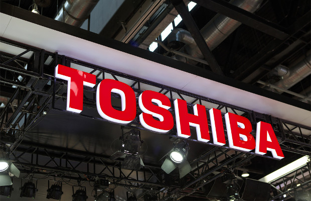 Toshiba in patent spat with Spex Technologies