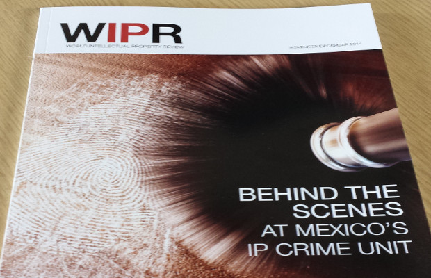 Due to hit your desk soon: WIPR Nov/Dec in 60