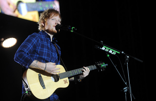 Ed Sheeran sued over 'Thinking Out Loud'